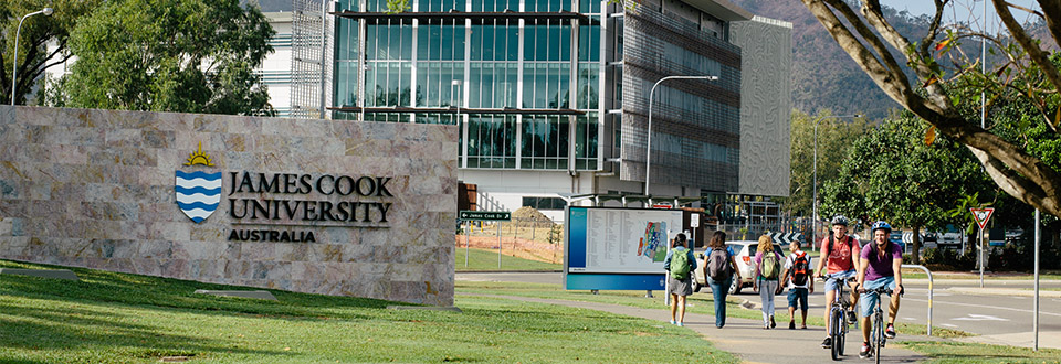 JAMES COOK BRISBANE UNIVERSITY (JCU)